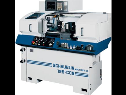 1 tour CNC Schaublin 125-CCN